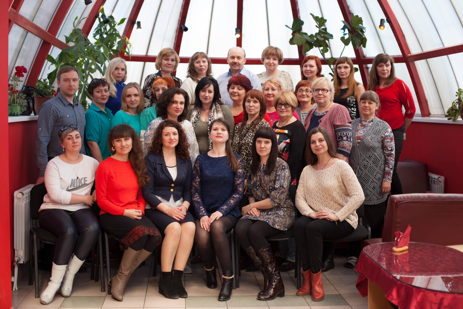 Прошедший семинар в Барнауле