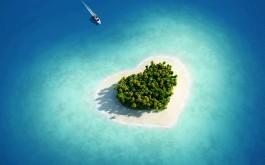 Heart-Island