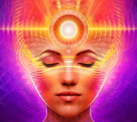 Космоэнергетика Третий глаз